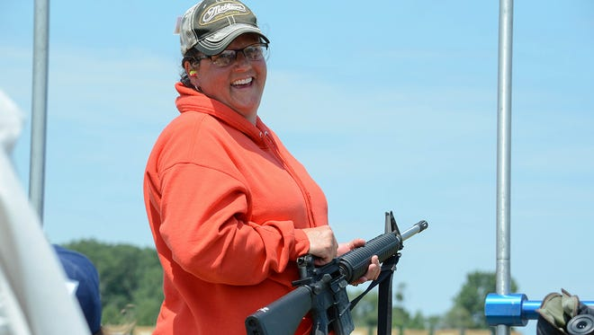 Some matches such as the rifle Small Arms Firing School have been staple events at Nationals for over 100 years.