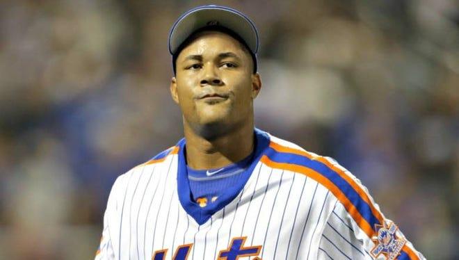 New York Mets reliever Jeurys Familia