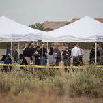The Maricopa County Sheriff's Office was working a possible child-abduction case southwest of Surprise on  Wednesday
