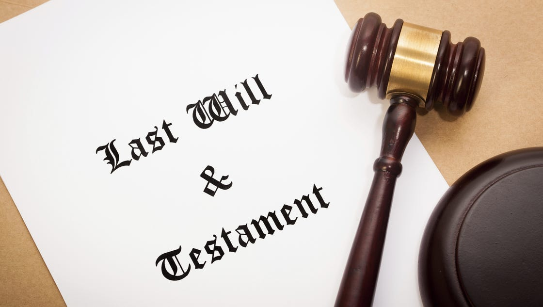Do I Need A Will What To Know About Estate Planning