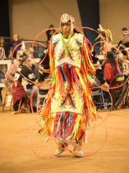 The Indigenous Peoples Powwow was held Friday through