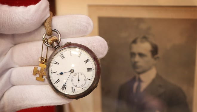 """Monday is the deadline to enter the ticket lottery for a chance to have items appraised when """"Antiques Roadshow"""" films June 17 in Green Bay."""