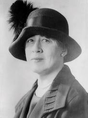 Ruth Bryan Owen's portrait in 1929.