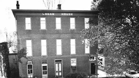 Logan House exterior0001