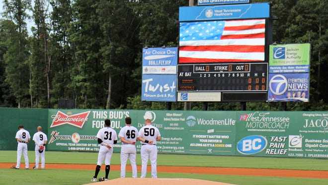 The Jackson Generals continue America's pastime at The Ballpark at Jackson starting Thursday.