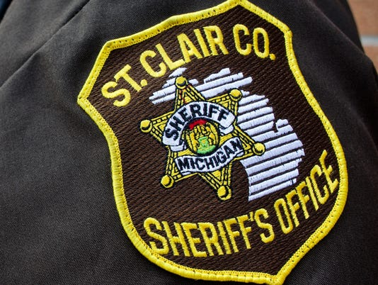 St. Clair County Sheriff