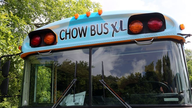 Murfreesboro City Schools' CHOW Bus XL is on the road this summer.