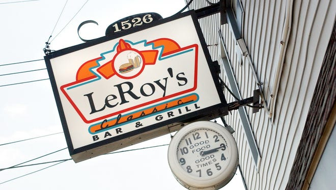 LeRoy's Classic Bar and Grill, 1526 S. Cedar St.