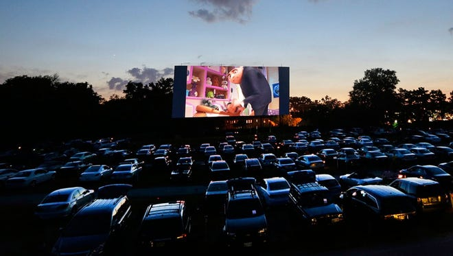 The Summer Quartet Drive-In.
