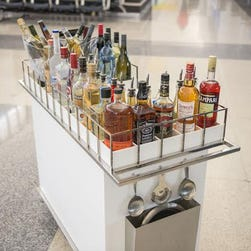 A Paradies Lagard 232 Re Travel Retail Quot At Your Service Quot Cart