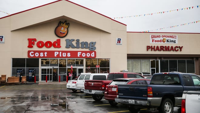 Food King Cost Plus, formerly Lowe's Grocery, is located at 2 S. Main St.