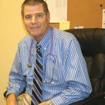 Gary Fulkerson moved to Mesa View Regional Hospital to work in pediatrics.