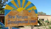 New Horizons Developmental Center provides programs and support for the developmentally and intellectually disabled.