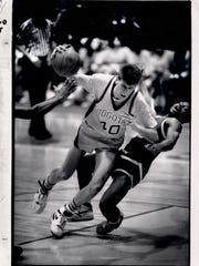 Pat Sullivan, Bogota High School basketball.
