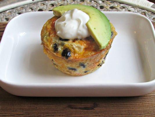 Taco-Egg-Muffin
