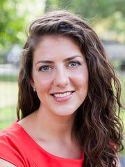 Erin Vilardi, CEO of VoteRunLead, which trains women