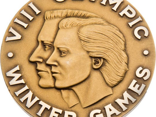 That's gold: Bill and Dave Christian medals up for auction