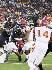 Tuskegee vs. Alabama State at the Labor Day Classic
