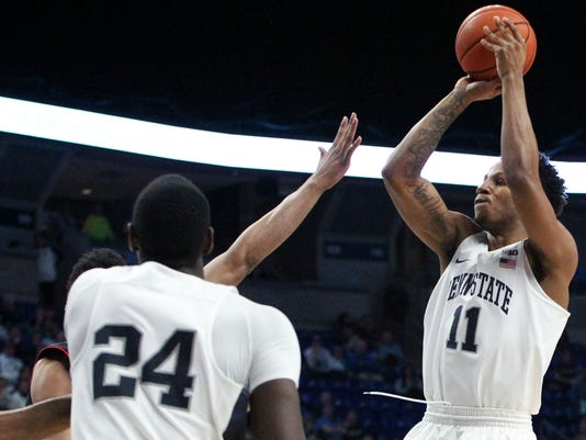 NCAA Basketball: Maryland at Penn State