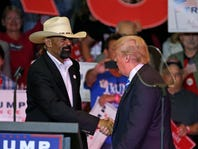 Bice: Sheriff Clarke says Donald Trump 'does not have a racist bone in his body'