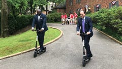 The 9:01: Bird to roll out electric scooters in Memphis as Kim rolls out