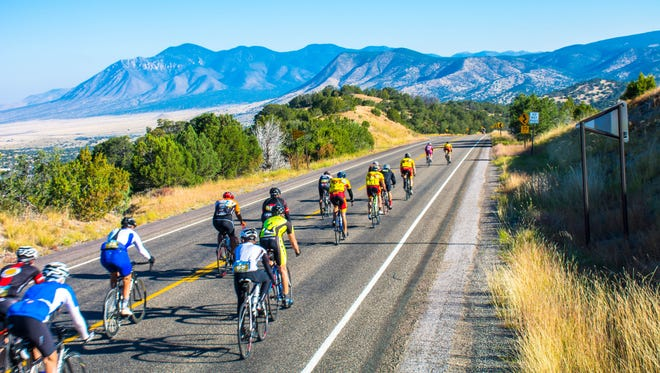 The annual Tour de Ruidoso will attract more than 200 cyclists to the area this weekend.