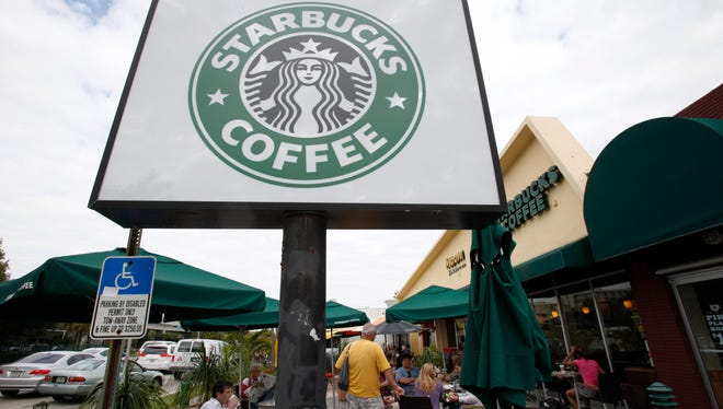 A Starbucks in Coral Gables, Fla.