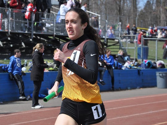 Nichole Meore anchors Clarkstown South to a win in