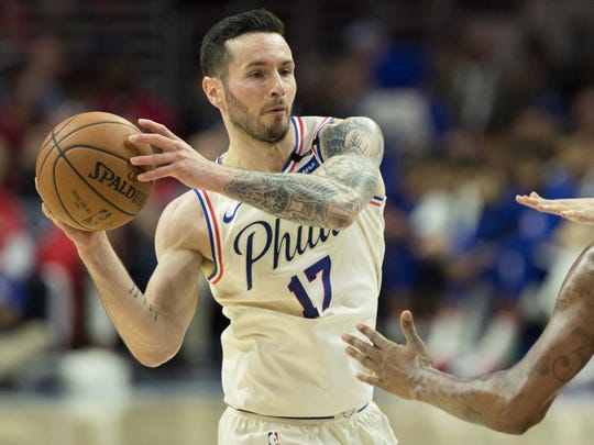JJ Redick: Reportedly agrees to re-sign with Philadelphia.