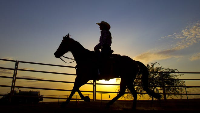 Queen Creek, which is known for its equestrian amenities, has grown to 33,674 residents.