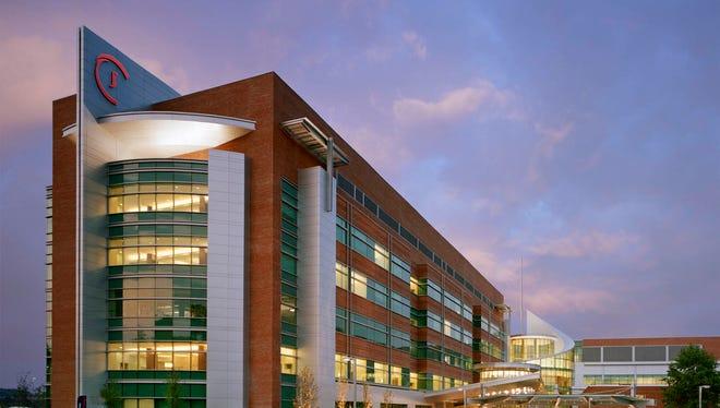 Jersey Shore University Medical Center.