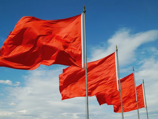 Red flags Stock