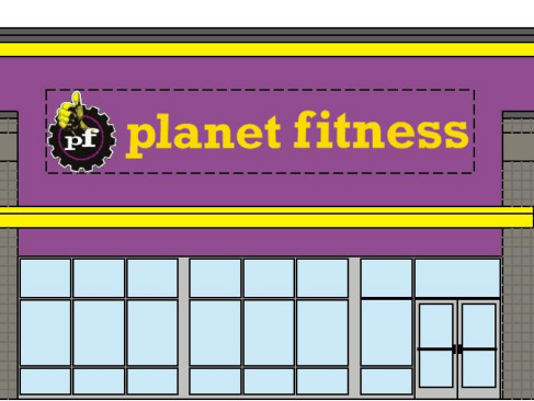 drawing-of-Planet-Fitness-entrance.PNG