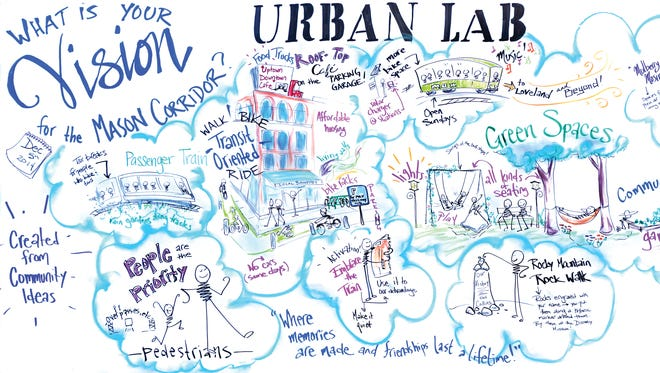 Urban Lab launches design competition for Mason Street