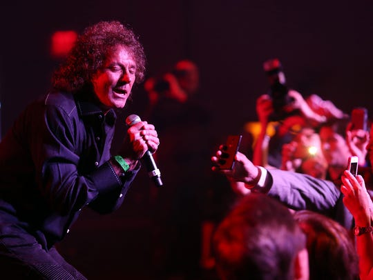 Friday: Mickey Thomas will perform at the Warburton and with his band, The Starship, at Fantasy Springs