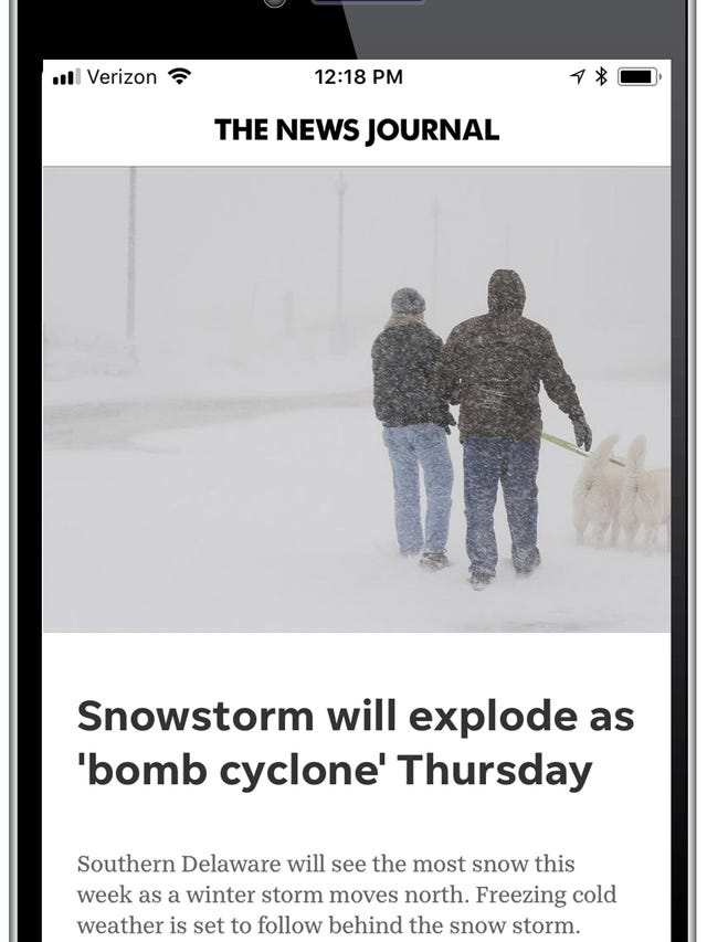 8 things to love about The News Journal's updated app