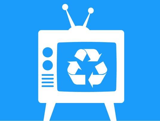 Old vs New TV promo art