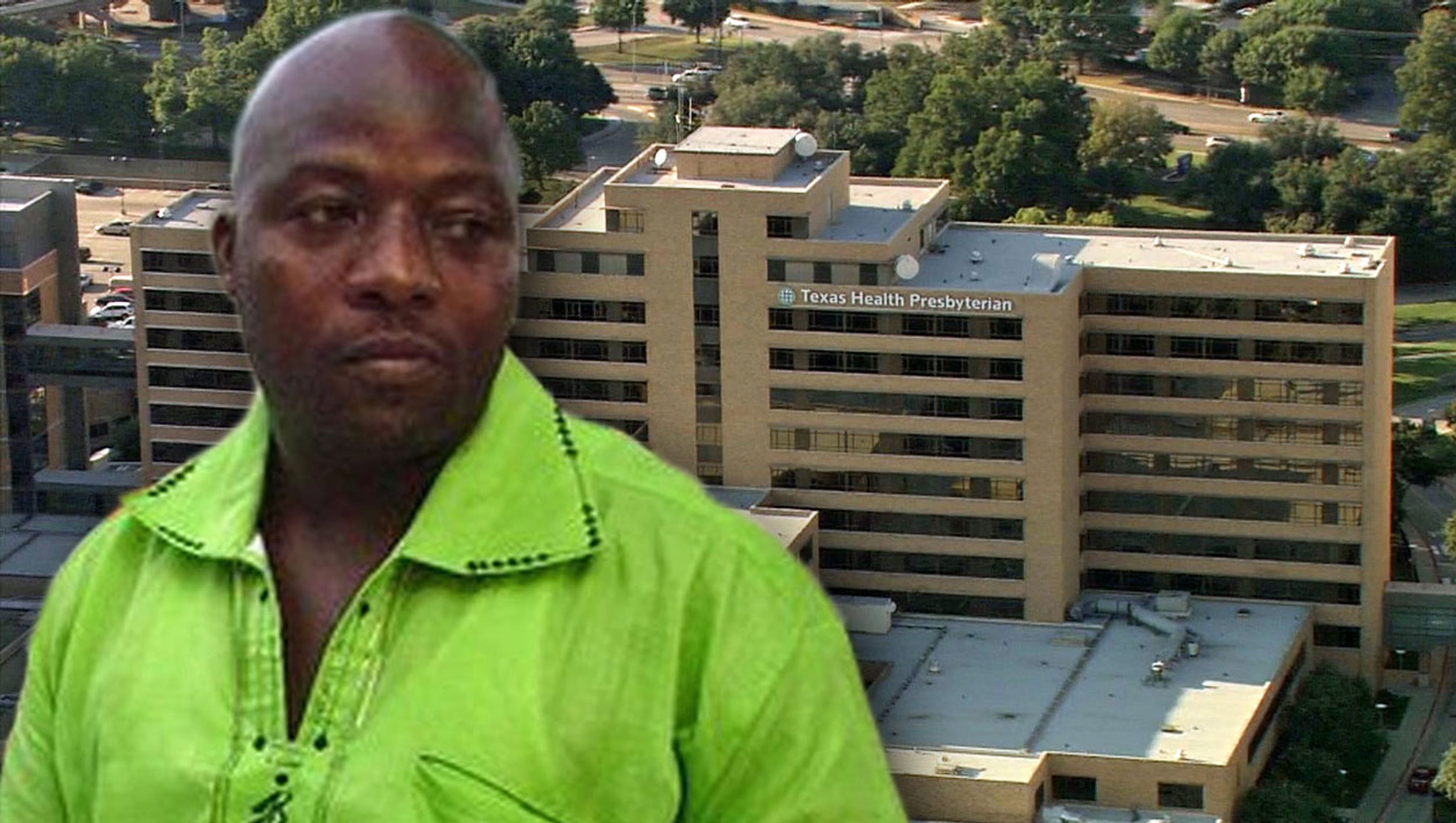 Dallas hospital says Ebola patient - 496.1KB
