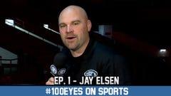 #100Eyes on Sports: Ep. 1, Jay Elsen