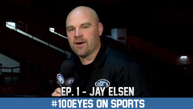#100Eyes on Sports: Episode 1, Jay Elsen