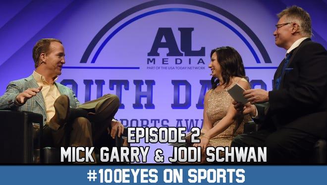 Episode 2 - Jodi Schwan and Mick Garry
