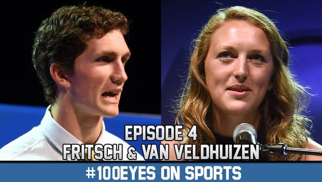 AL Sports Podcast: Episode 4, Izzy Van Veldhuizen and Luke Fritsch.