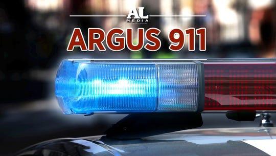 Argus911 police tile