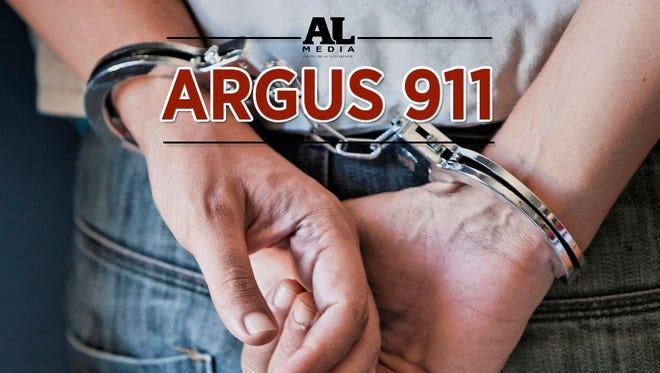 Argus911 arrest tile