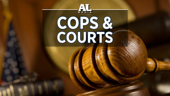 Cops & Courts Tile - 3
