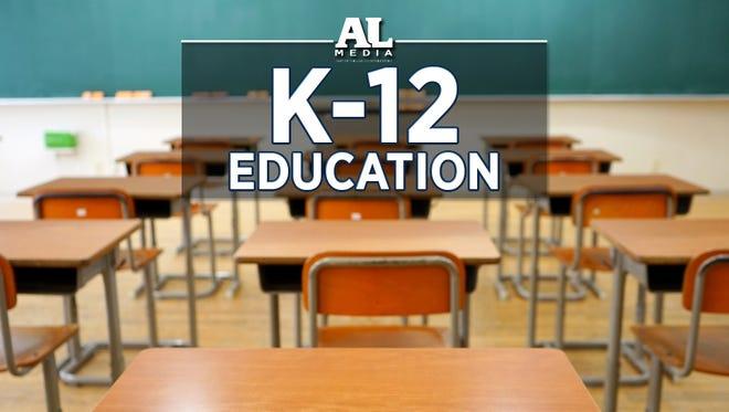 K-12 Education Tile