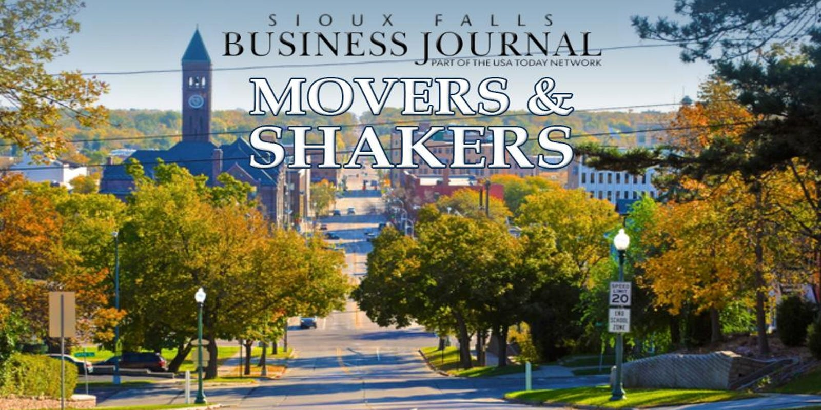 Sioux Falls Movers & Shakers: Sept  12