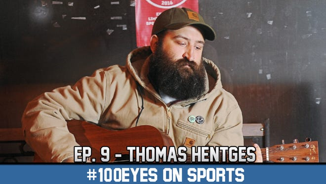 Episode 9, Thomas Hentges