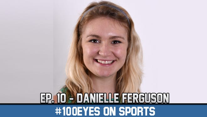 Ep. 10, Danielle Ferguson