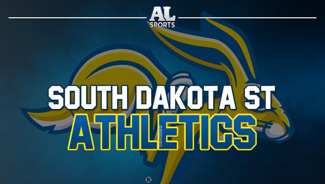 South Dakota State athletics tile